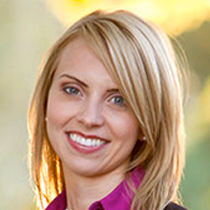 Dr. Rachel N. Verville Close Up Headshot