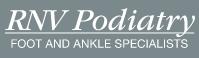 RNV Podiatry Logo