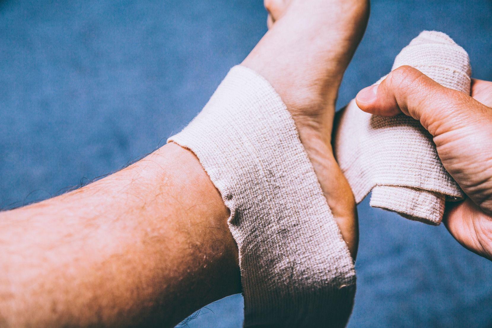Ankle Sprain Frisco